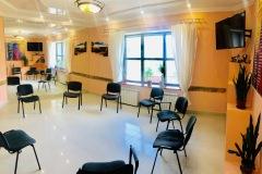Кругзал реабілітаційного центру у Львові
