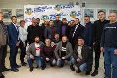 Сотрудники Международной Антинаркотической Ассоциации