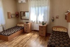 Ліжка реабілітаційного центру у Львові