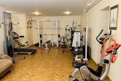 Тренажерний зал реабілітаційного центру у Львові