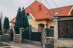 Фасад  реабілітаційного центру у Львові