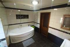 Ванная реабилитационного центра для наркоманов в Николаеве