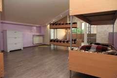 Комната реабилитационного центра для алкоголиков в Николаеве