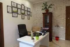 Кабинет реабилитационного центра для игроманов в Николаеве