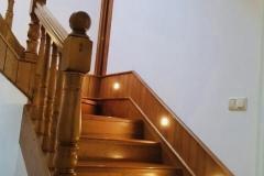 Лестница реабилитационного центра в Запорожье
