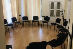 Кругзал реабилитационного центра в Запорожье