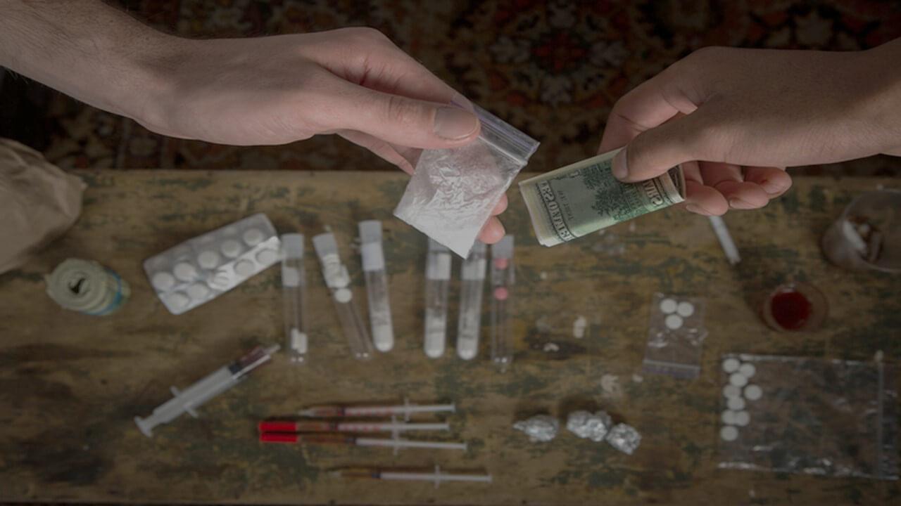 5 симптомів наркотичної залежності