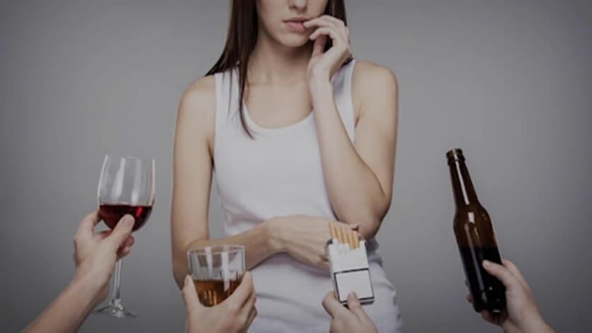 влияние наркотиков на беременность