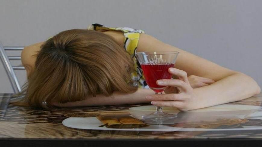 причини алкоголізму